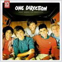 最新洋楽カラオケ人気曲 ONE DIRECTIONの「What Makes You Beautiful」を収録したアルバムのジャケット写真。
