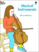 【輸入楽譜】マクヘンリー, Ellen J.: 音楽のための塗り絵集