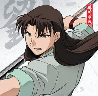 TVアニメ「獣神演武」キャラクターソング Vol.2 劉煌(語り部Ver.)画像