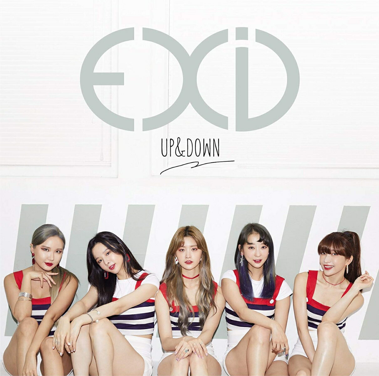 韓国(K-POP)・アジア, その他 UPDOWNJAPANESE VERSION EXID