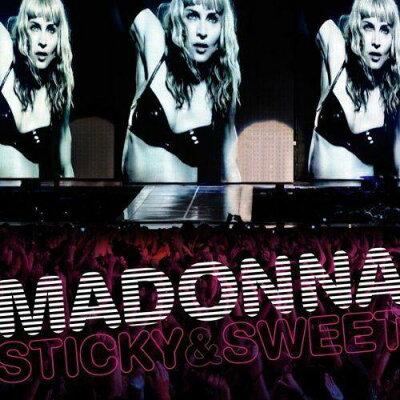 【送料無料】スティッキー&スウィート・ツアー(CD+DVD) [ マドンナ ]