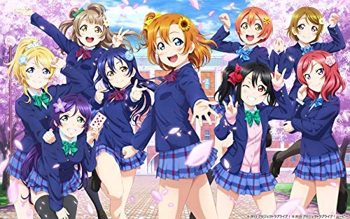 ラブライブ!9th Anniversary Blu-ray BOX Forever Edition(初回限定生産)【Blu-ray】