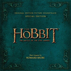 【輸入盤】Hobbit: The Battle Of The Five Armies (Ltd)(Dled) [ ホビット 決戦のゆくえ ]