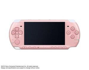 【送料無料】PSP「プレイステーション・ポータブル」(PSP-3000) ブロッサム・ピンク
