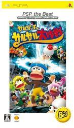サルゲッチュ サルサル大作戦 PSP the Best画像