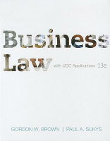 Business law with ucc applications 13e