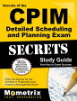 CPIM Detailed Scheduling and Planning Exam Study Guide: CPIM Test Review for the Certified in Produc CPIM DETAILED SCHEDULING & PLA (Mometrix Secrets Study Guides) [ Mometrix Media LLC ]