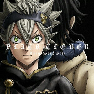 ブラッククローバー 主題歌ベスト (初回限定盤 CD+DVD) [ (V.A.) ]
