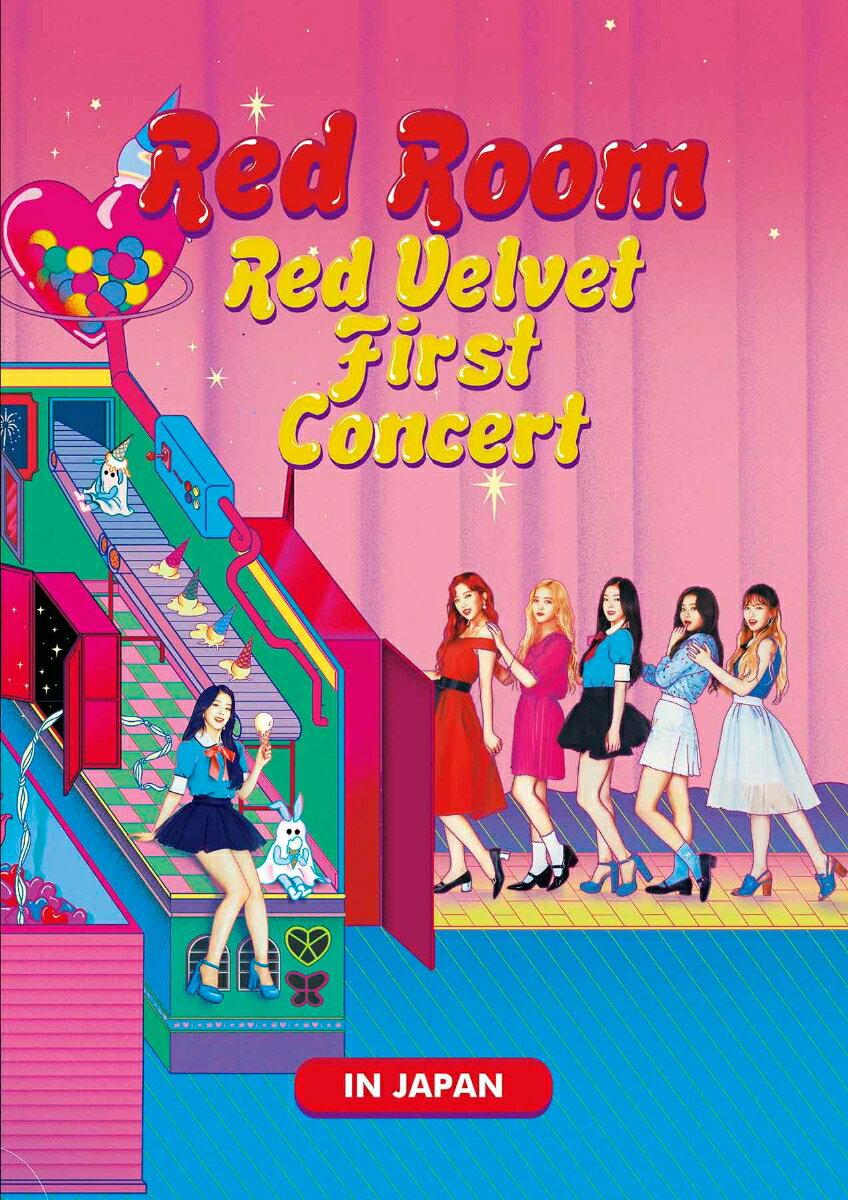 邦楽, ロック・ポップス Red Velvet 1st Concert Red Room in JAPAN() Red Velvet