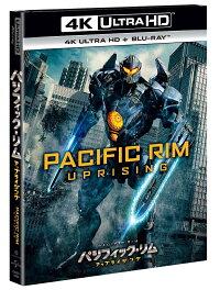 パシフィック・リム:アップライジング(4K ULTRA HD+ブルーレイ)【4K ULTRA HD】