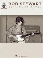 【輸入楽譜】ロッド・スチュワート・ギター・アンソロジー: TAB譜付
