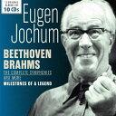 【輸入盤】ベートーヴェン:交響曲全集、ブラームス:交響曲全集 オイゲン・ヨッフム&ベルリン・フィル、バイエルン放送交響楽団、他(10CD)