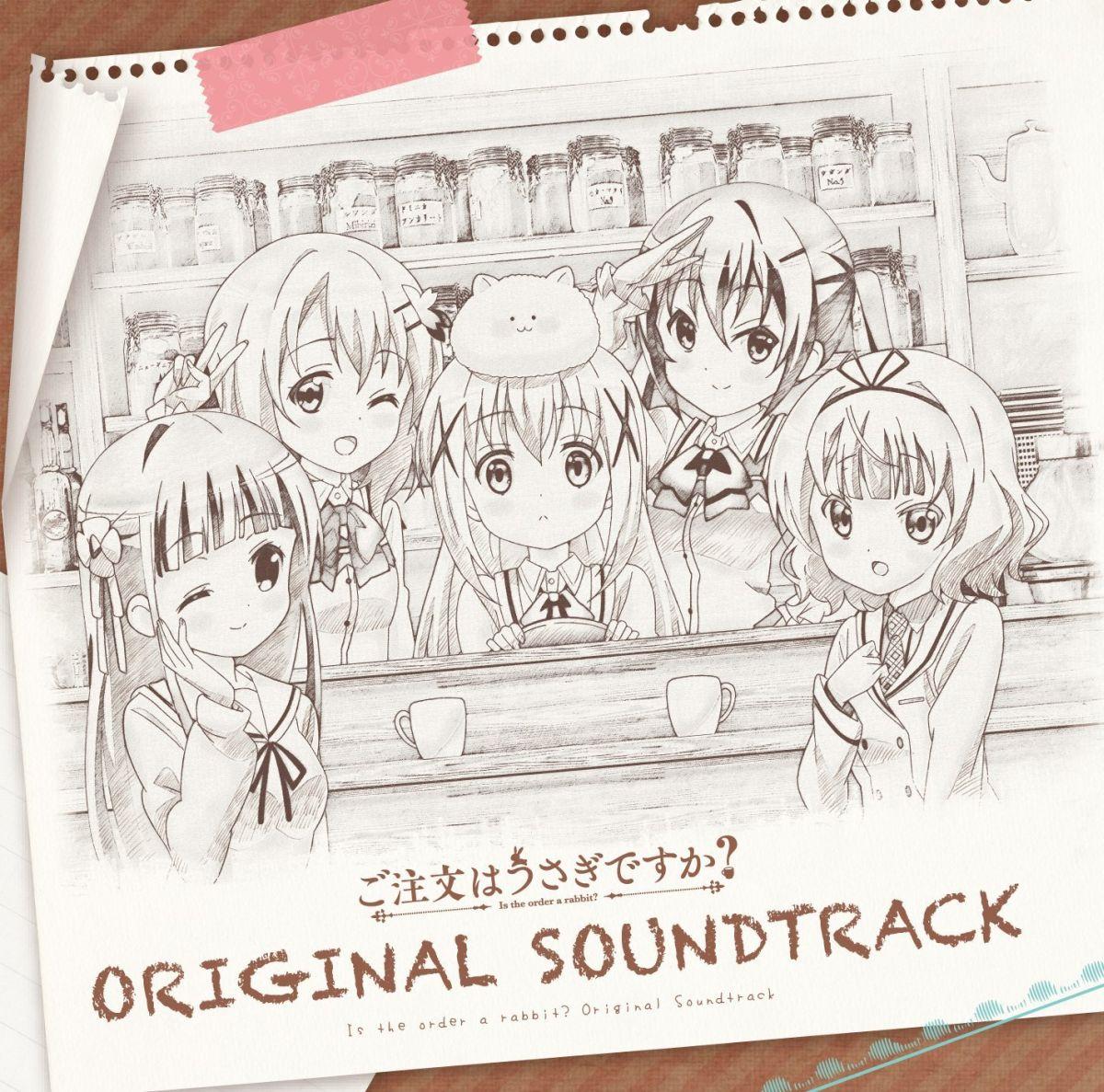 CD, アニメ ? ORIGINAL SOUNDTRACK ()