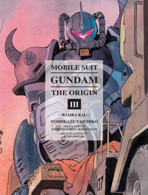 Mobile Suit Gundam: The Origin, Volume III: Ramba Ral画像