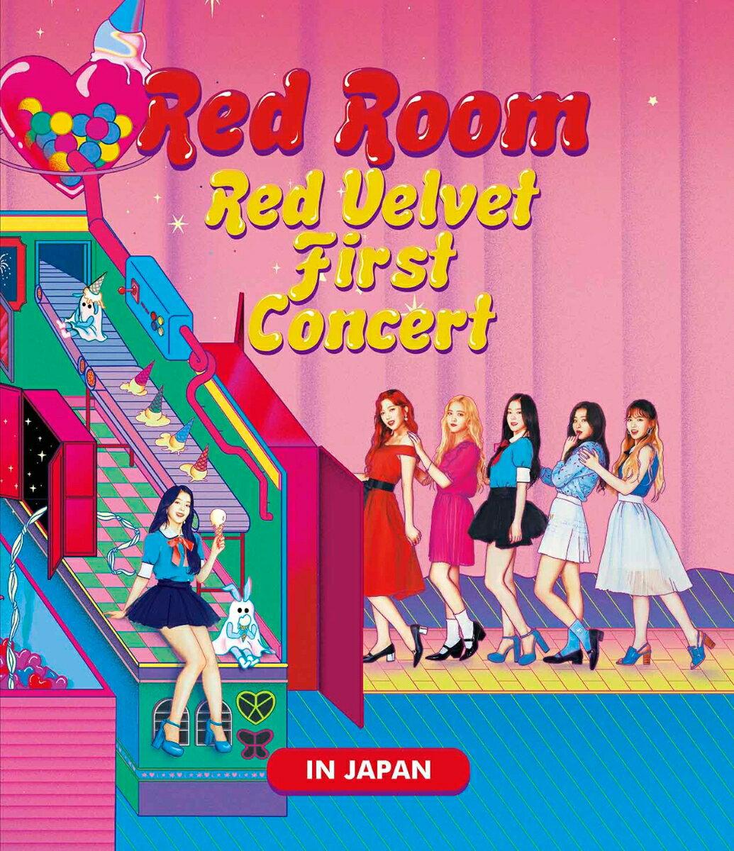ミュージック, その他 Red Velvet 1st Concert Red Room in JAPAN()Blu-ray Red Velvet