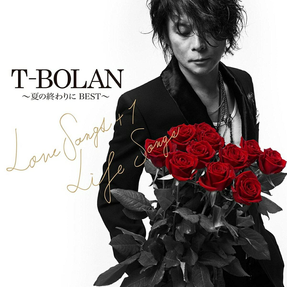 T-BOLAN 〜夏の終わりに BEST〜 LOVE SONGS +1 & LIFE SONGS (2CD+DVD)画像