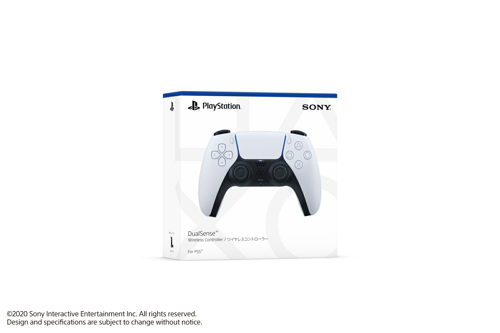 PlayStation5 DualSense ワイヤレスコントローラー