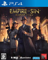 Empire of Sin エンパイア・オブ・シン PS4版