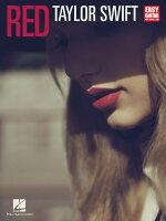 【輸入楽譜】スウィフト, Taylor: テイラー・スウィフト - レッド: 初級ギター版/TAB譜