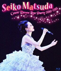 【送料無料】Seiko Matsuda Count Down Live Party 2010〜2011【Blu-ray】 [ 松田聖子 ]