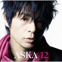 ASKA(アスカ)のカラオケ人気曲ランキング第9位 「月が近づけば少しはましだろう」を収録したアルバム「NEVER END」のジャケット写真。