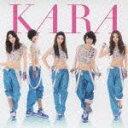 カラオケで人気のK-pop・韓国アイドル曲 「KARA」の「ミスター」を収録したCDのジャケット写真。