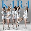カラオケで皆で歌って踊って盛り上がれるダンス曲 「KARA」の「ジャンピン」を収録したCDのジャケット写真。