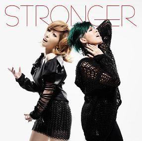 299円 STRONGER feat.加藤ミリヤ(初回限定CD+DVD)