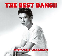 THE BEST BANG !!(初回限定3CD+シングルCD+DVD) [ 福山雅治 ]