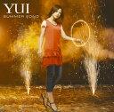 カラオケで人気の夏うた 「YUI」の「SUMMER SONG」を収録したCDのジャケット写真。