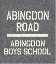 CD+DVD『ABINGDON ROAD』abingdon boys school