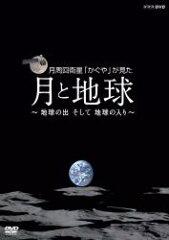 月周回衛星「かぐや」が見た月と地球