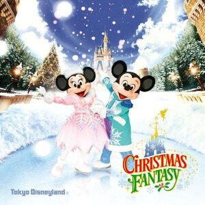 【送料無料】東京ディズニーランド クリスマス・ファンタジー 2010 [ (ディズニー) ]