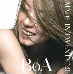 【送料無料】MADE IN TWENTY(20)(DVD付き) [ BoA ]