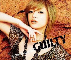 【送料無料】GUILTY(ジャケットA DVD付き) [ 浜崎あゆみ ]