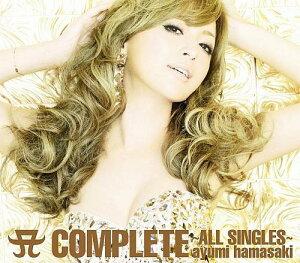 【送料無料】A COMPLETE 〜ALL SINGLES〜 (DVD付き) [ 浜崎あゆみ ]