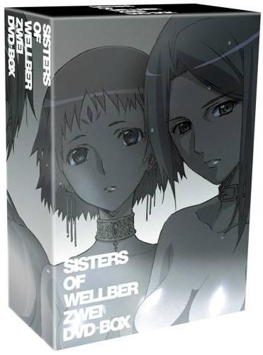ウエルベールの物語 第二幕 DVD-BOX画像