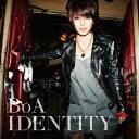 IDENTITY(CD+DVD) [ BoA ]