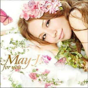 【送料無料】for you(CD+DVD) [ May J. ]