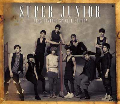 SUPER JUNIOR JAPAN LIMITED SPECIAL EDITION -SUPER SHOW3 開催記念盤ー画像