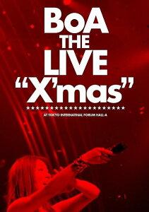 【送料無料】【ミュージック・ジャンル商品】BoA the LIVE X'mas