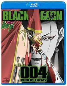 【送料無料】TV BLACK LAGOON Blu-ray 004 PUBLIC ENEMY【Blu-ray】 [ 豊口めぐみ ]