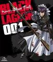 OVA BLACK LAGOON Roberta's Blood Trail 001【Blu-rayDisc Video】
