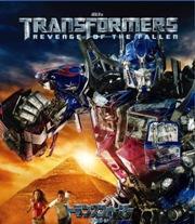 【送料無料】トランスフォーマー/リベンジ【Blu-rayDisc Video】