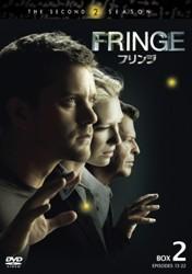 【送料無料】FRINGE フリンジ《セカンド・シーズン》2コレクターズボックス