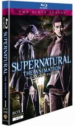 SUPERNATURAL THE ANIMATION <ファースト・シーズン> コレクターズBOX1【Blu-ray Disc Video】