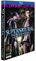 SUPERNATURAL THE ANIMATION <ファースト・シーズン> コレクターズBOX2【Blu-ray Disc Video】