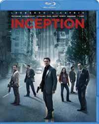 【送料無料】インセプション ブルーレイ&DVDセット【Blu-ray Disc Video】 【初回生産限定】
