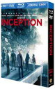 インセプション ブルーレイ&DVDセット プレミアムBOX(3枚組) 【初回限定生産】【Blu-ray Dis...