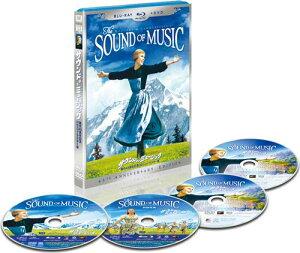 【送料無料】サウンド・オブ・ミュージック 製作45周年記念HDニューマスター版 ブルーレイ&DVD...